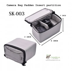 Camera bag padden insert partition SK-003