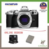 Olympus OM-D EM5 MKII (Body) (Original Olympus Warranty)