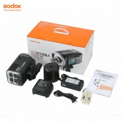 Godox AD600BM Bowens Mount 600Ws GN87 High Speed Sync Outdoor Flash