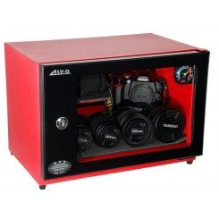 AIPO ANALOG SERIES AS-21L DRY CABINET (21L) - RED