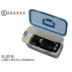 AIPO KARAKKA K-20N (20 LITRE DURABLE POLYMER) DRY BOX (INCLUDE DEHUMIDIFIER)