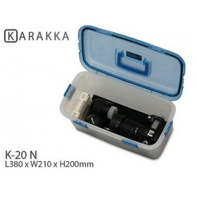 AIPO KARAKKA K-20N (20 LITRE DURABLE POLYMER) DRY BOX (INCLUDE DEHUMIDIFIER)