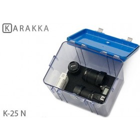 AIPO KARAKKA K-25N (25 LITRE DURABLE POLYMER) DRY BOX (INCLUDE DEHUMIDIFIER)