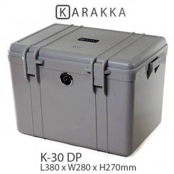 AIPO KARAKKA K-30DP (30 LITRE DURABLE POLYMER) DRY BOX (INCLUDE DEHUMIDIFIER)