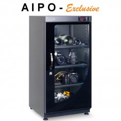AIPO DIGITAL SERIES AP-X102EX EXCLUSIVE SERIES DRY CABINET (102L) (NEW WITH LED LIGHT!)