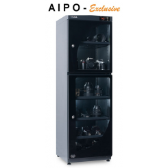 AIPO DIGITAL SERIES AP-X155EX EXCLUSIVE SERIES DRY CABINET (155L) (NEW WITH LED LIGHT!)