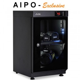 AIPO DIGITAL SERIES AP-X38EX EXCLUSIVE SERIES DRY CABINET (38L) (NEW WITH LED LIGHT!)