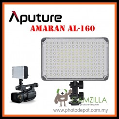 Aputure Amaran LED Video Light (AL-160) for Video and DSLR Camera