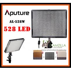 Aputure Portable AL-528W LED Adjustable Video Camera Light For DSLR Camcorder