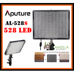 Aputure Portable AL-528S LED Adjustable Video Camera Light For DSLR Camcorder