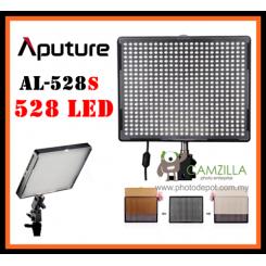 Aputure Portable AL-528S LED Adjustable Video Camera Light For DSLR Camcorder