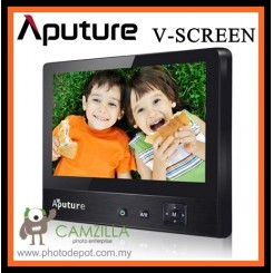Aputure digital 7inch LCD video Monitor, V-Screen VS-1, HDMI, AV for DSLR or Camcorder