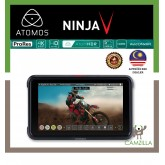 "Atomos Ninja V 5"" 4K HDMI Recording Monitor Touchscreen Display Records Mini SSD"