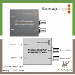 Blackmagic Micro Converted BiDirectional SDI/HDMI