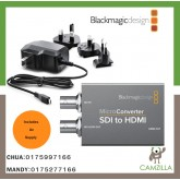 Blackmagic Micro Converted sdi to HDMI INCLUDES AC SUPPLY