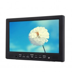"Bestview 7"" LCD BSY708-M 1024*600 Field Monitor 400cd/M² For DSLR Full HD Camera"