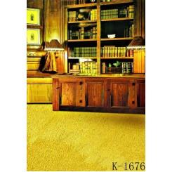 Essential Studio Equipment : Mirage Bookshelf library Backdrops ( Paper ) - K1676