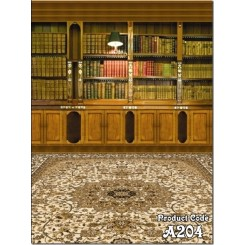 Essential Studio Equipment : Mirage Bookshelf library Backdrops ( Paper ) - A204