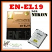 EN-EL19 ENEL19 Li-Ion OEM Battery for Nikon Coolpix S100 S4150 S4200 S4300 S6400