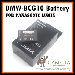 DMW-BCG10E OEM Battery for Panasonic LUMIX Digital Camera