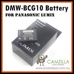 DMW-BCG10E OEM Battery for Panasonic LUMIX Digital Camera