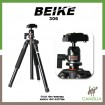 Beike 306 Tripod for Lightweight Cameras Canon Nikon