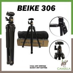 BEIKE 306 PROFESIONAL TRIPOD