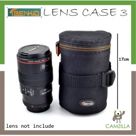 Benkid CAMERA LENS CASE (  Size No.3 )