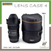 Benkid CAMERA LENS CASE (  Size No.4 )