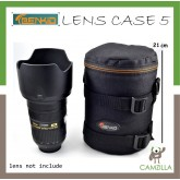 Benkid CAMERA LENS CASE (  Size No.5 )