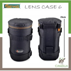 Benkid CAMERA LENS CASE (  Size No.6 )