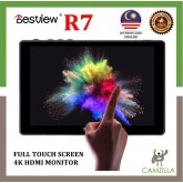 Bestview R7 4K 3D LCD Touch Screen 4K 3D Lut HDMI Monitor