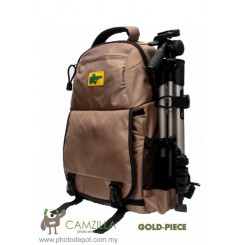 Big Zoomer - Gold Piese Zoomer Lite Camera Bag / Backpack