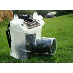 Bingo WP04 Polyvinylchlorid Waterproof Digital Camera Bag 【White】