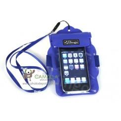Bingo WP06-2 Polyvinylchlorid Waterproof Cell phone Bag【Blue】