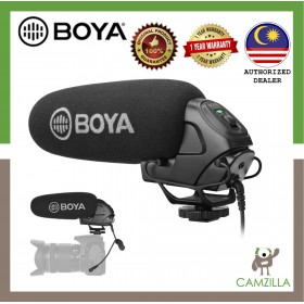 Boya BY-BM3030 On-Camera Shortgun Video Microphone