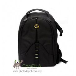 Buffalo 1699 Professional Camera Backpack with Laptop Compartment