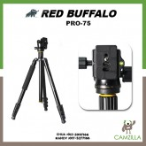 Red Buffalo Pro 75 Professional Camera Tripod