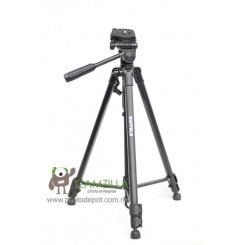 Buffalo TR-6800 tripod with 3-Way Head For DSLR & Compact Digital Camera