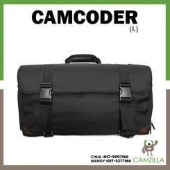 CZL VIDEO CAMCORDER BAG (L) 18.5 inch Long