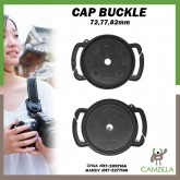 Lynca Camera Lens Cap Buckle For 72mm 77mm 82mm