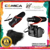 COMICA DIRECTION CONDERSER SHOTGUN VIDEO MICROPHONE CVM-V30