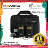 COMICA UHF 48-CHANNELS WIRELESS MICROPHONE CVM-WM100