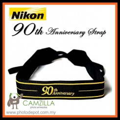Camera Shoulder/Neck Strap for Nikon 90th Anniversary