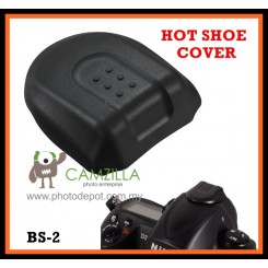 BS-2 Hot Shoe Cover for Nikon D3X D3S D3 D2X D2H D200