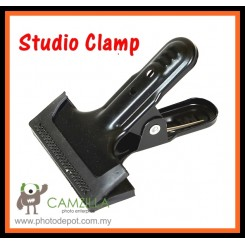 Universal Photography Photo Studio Muslin Background Metal Spring Clamp Clip - CZL-2122
