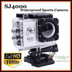 Camzilla SJ4000 GoPro Xbase Full HD 1080p Waterproof Sports Camera