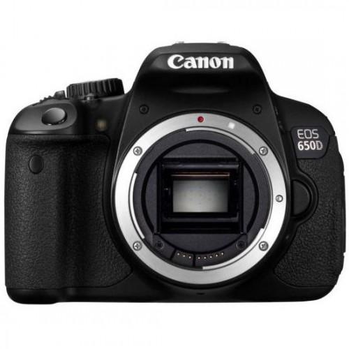 canon eos 650d digital slr camera body canon malaysia. Black Bedroom Furniture Sets. Home Design Ideas