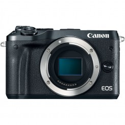 Canon Mirrorless EOS M6 ( Body only )