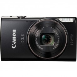 Canon IXUS 285 HS Digital Compact Camera ( Black /  Silver )